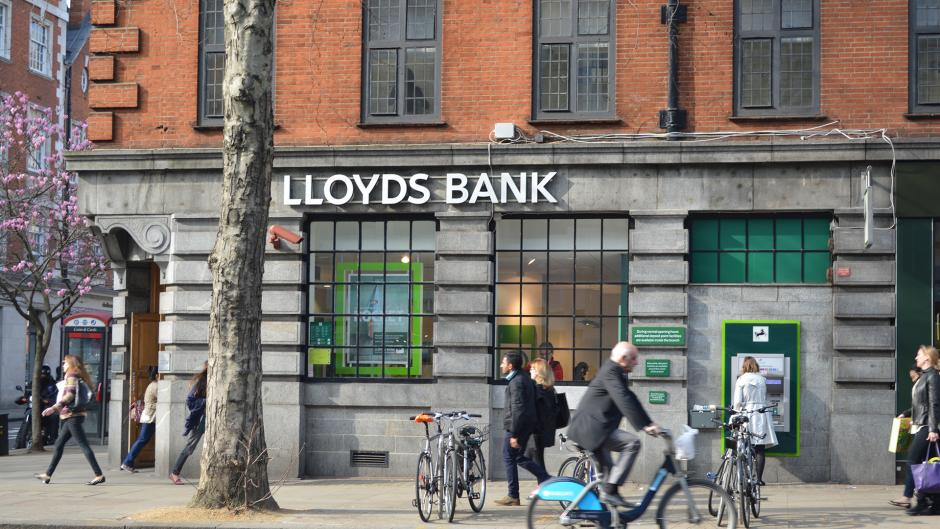 There are plenty of banks near Olympia London