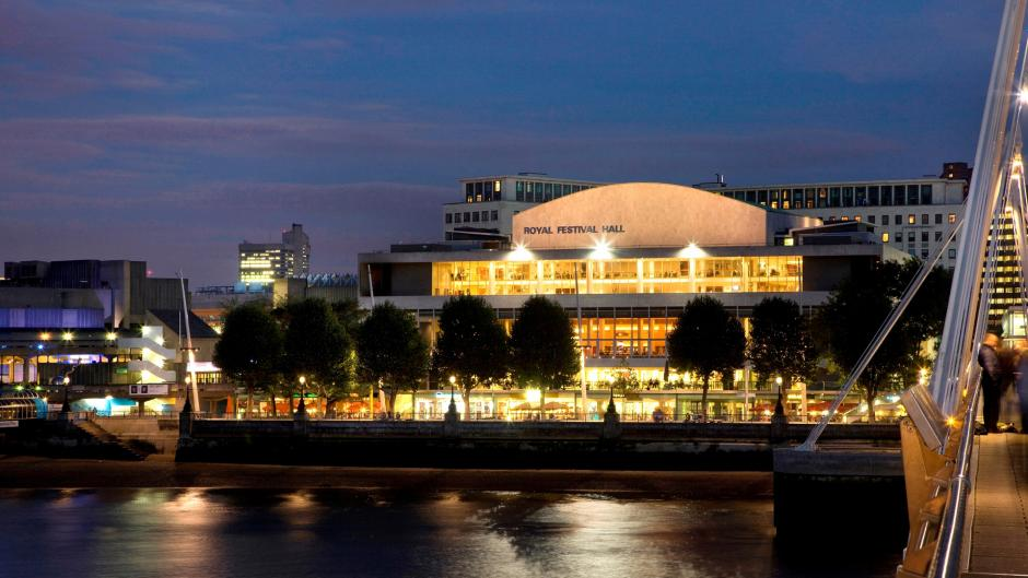 Southbank Centre is a vibrant cultural hub a short journey from Olympia London