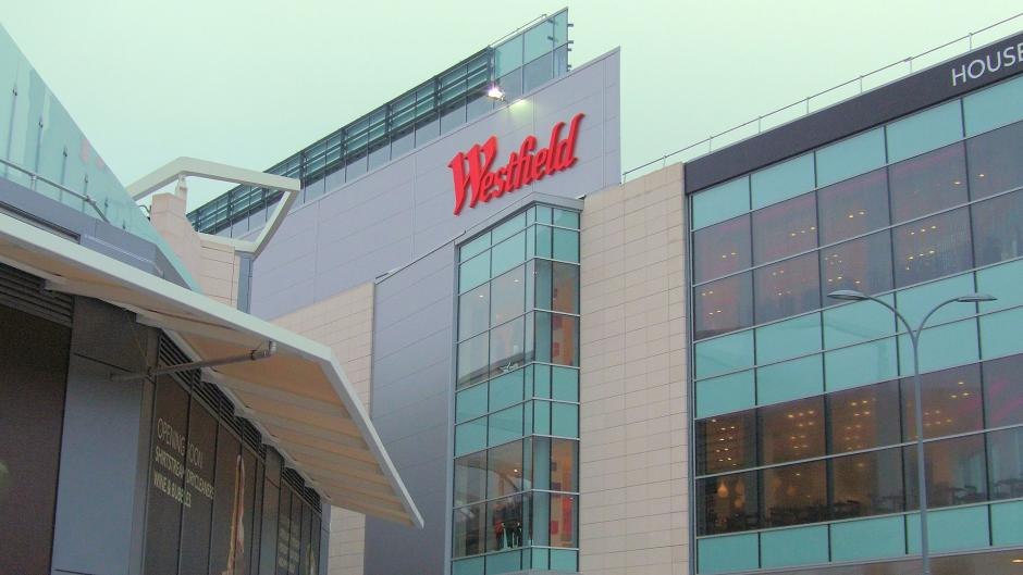 Westfield is a premier shopping destination near Olympia London