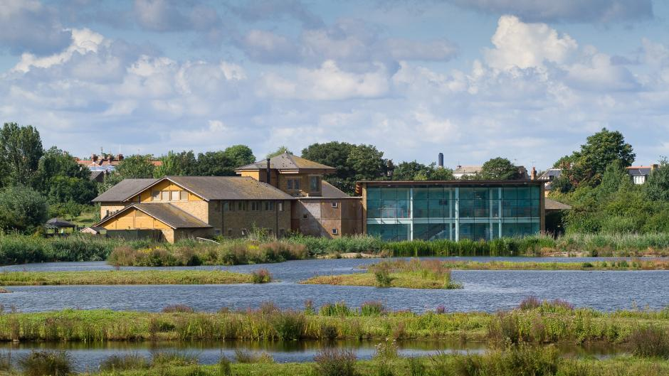 Wetland Centre is a nature reserve nearby Olympia London