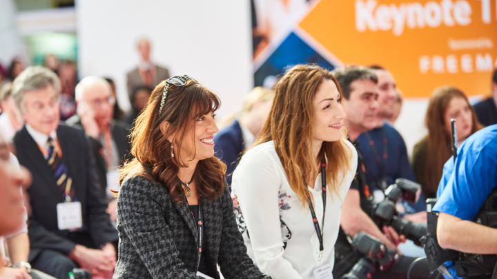 3 ways to bring wellbeing into your next conference