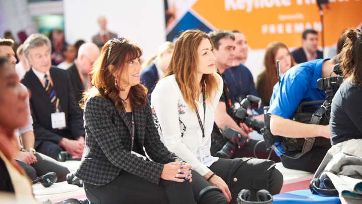 Confex returns to Olympia London