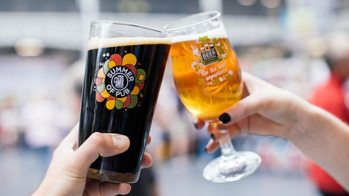 Great British Beer Festival comes to Olympia London