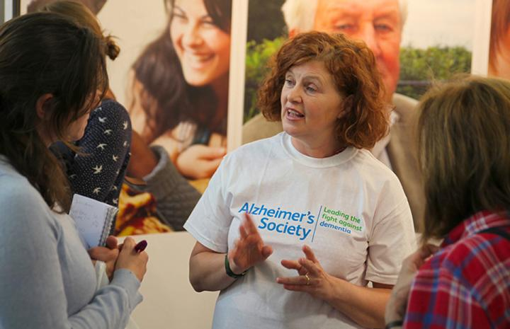 The Alzheimer's Show returns to Olympia London