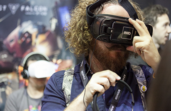 Develop:VR is taking place at Olympia London