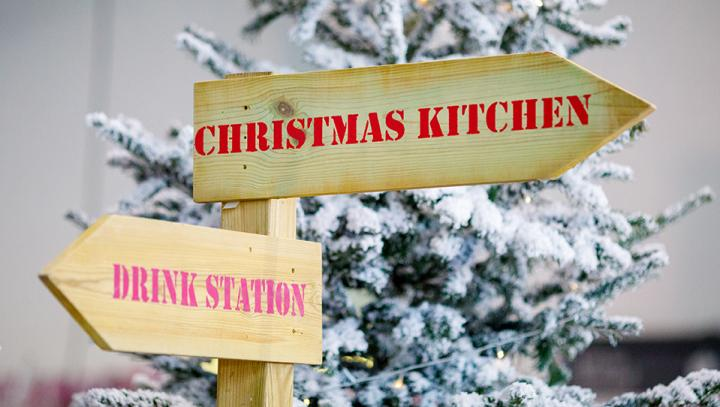Eat & Drink Christmas Festival returns to Olympia London