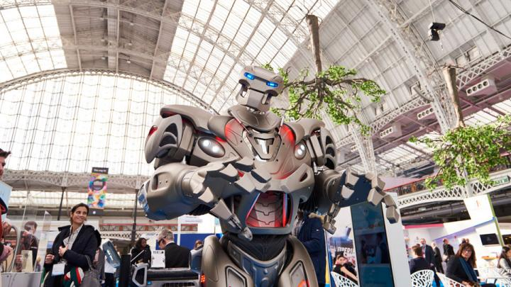 Olympia London is the venue for EPS