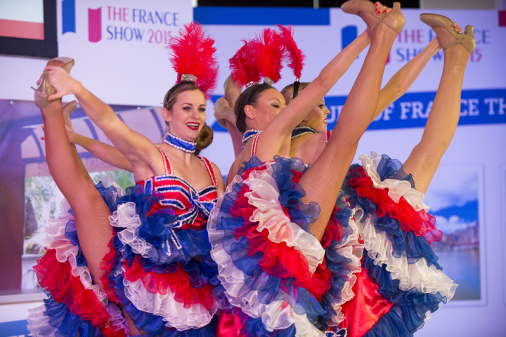 Olympia London is playing host to The France Show
