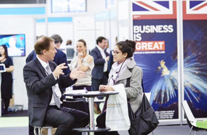 Going Global returns to Olympia London