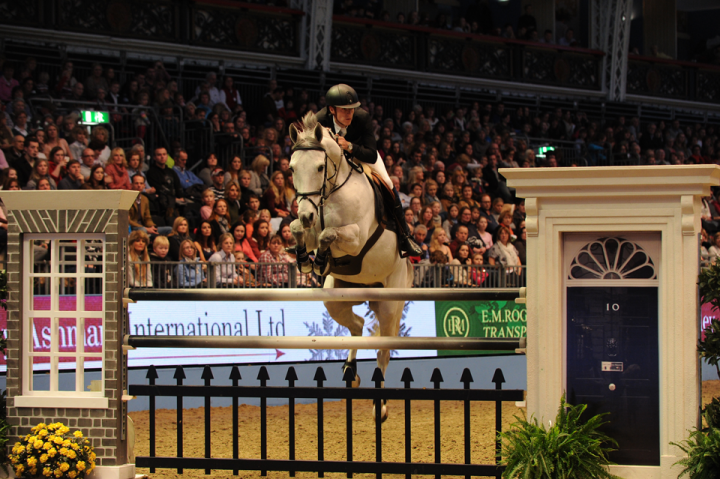 The London International Horse Shows returns to Olympia London