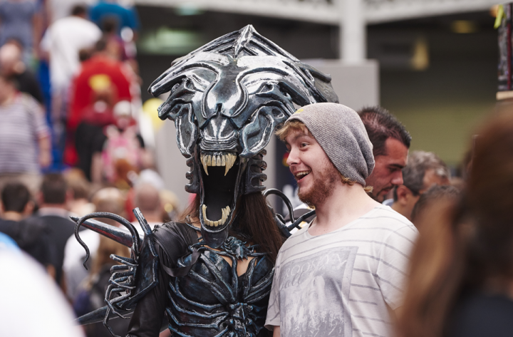London Film & Comic Con comes to Olympia London