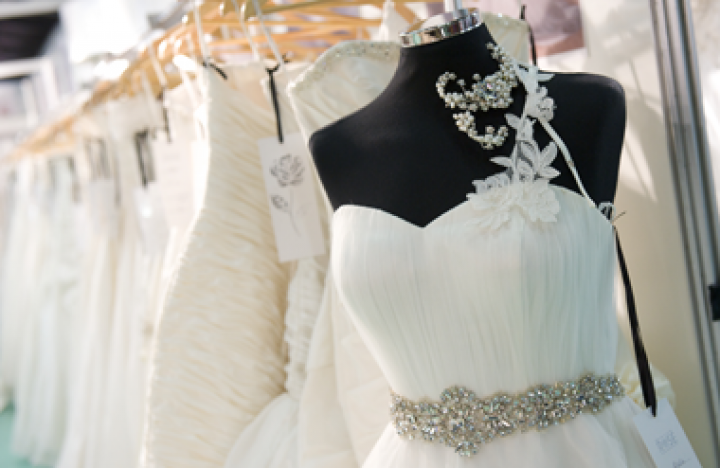 London Bridal Show is taking place at Olympia National