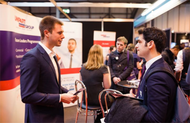 The National Graduate Recruitment Exhibition is the perfect opportunity to meet top recruiters at Olympia Central.
