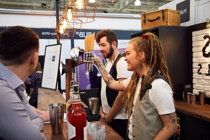 PUB20 is coming to Olympia London