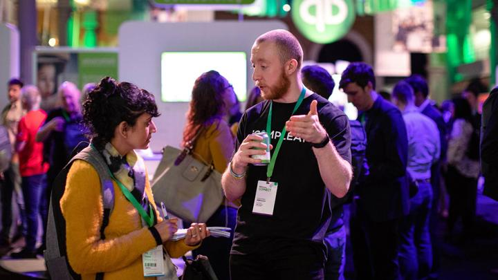 QuickBooks Connect is coming to Olympia London