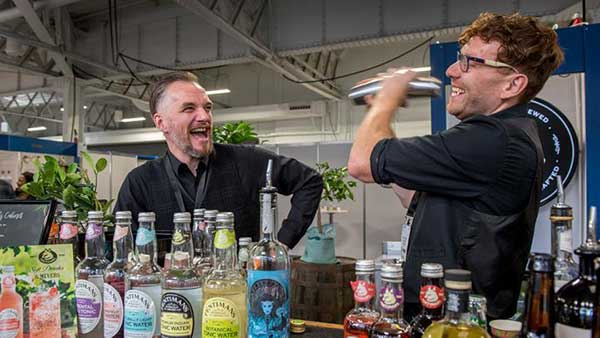 Speciality and Fine Food Fair at Olympia London