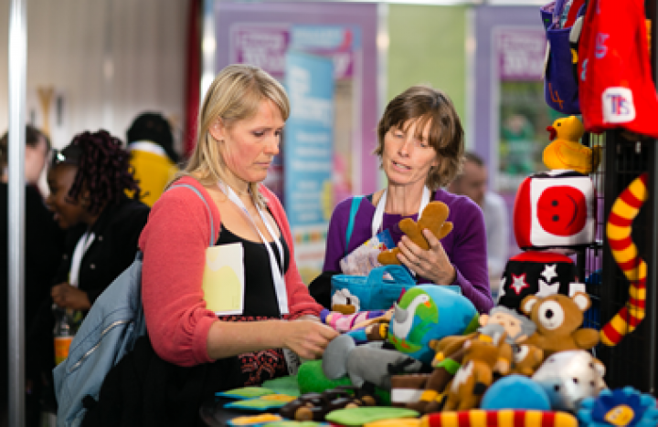 Childcare expo returns to Olympia Central next year