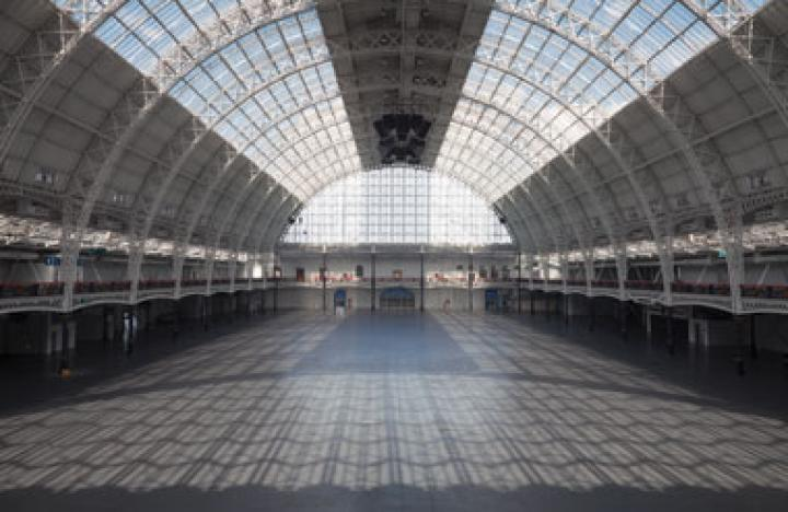 Olympia London is venue of choice for launch events