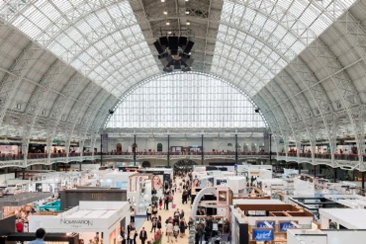 International Jewellery London was first held at Olympia in 1960