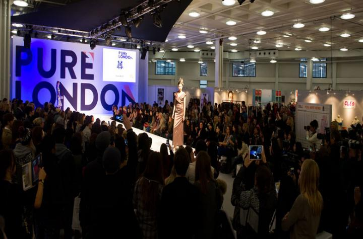 Pure London Footwear and Accessories Preview
