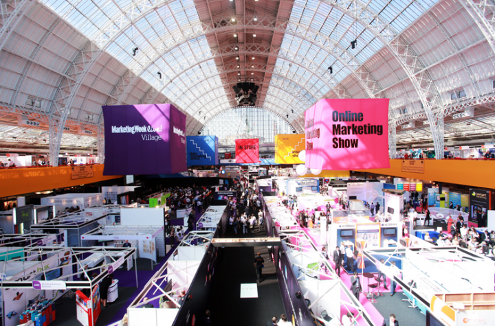 Marketing Week Live will take place at at Olympia Grand event and exhibition venue in London.