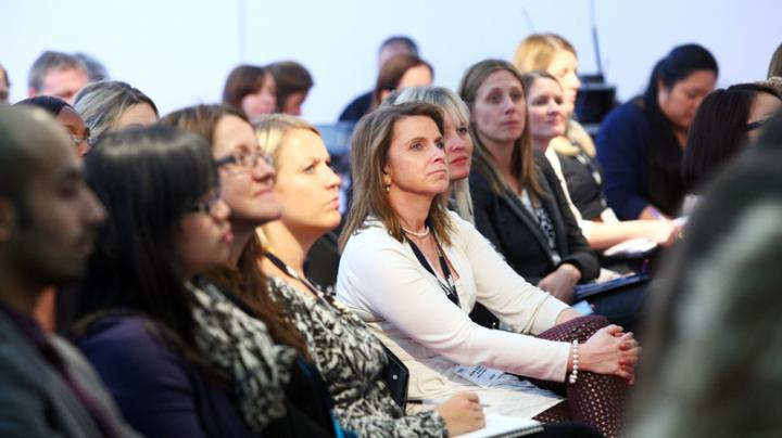 How is the election going to affect your next conference?