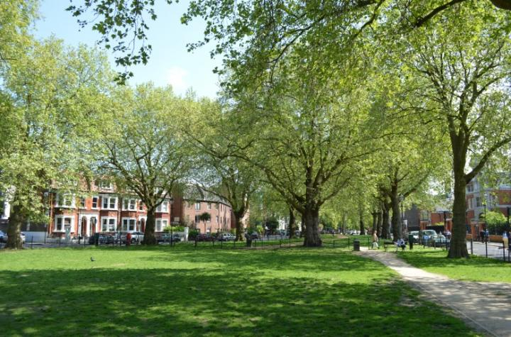 Olympia London has many things to do in the local area when you visit the venues, such as taking a break in beautiful Brook Green.
