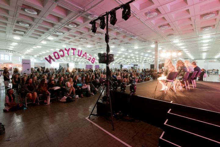 The Business of Beauty was a highlight at BeautyCon's panel programme