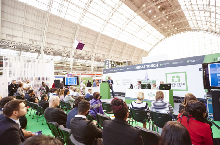 The Business Show takes place at Olympia London this November