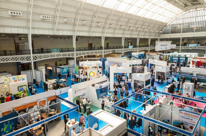 Olympia National is the event venue for Customer Contact Expo