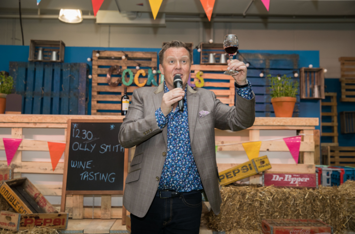 Olympia London is playing host to the Eat & Drink Festival