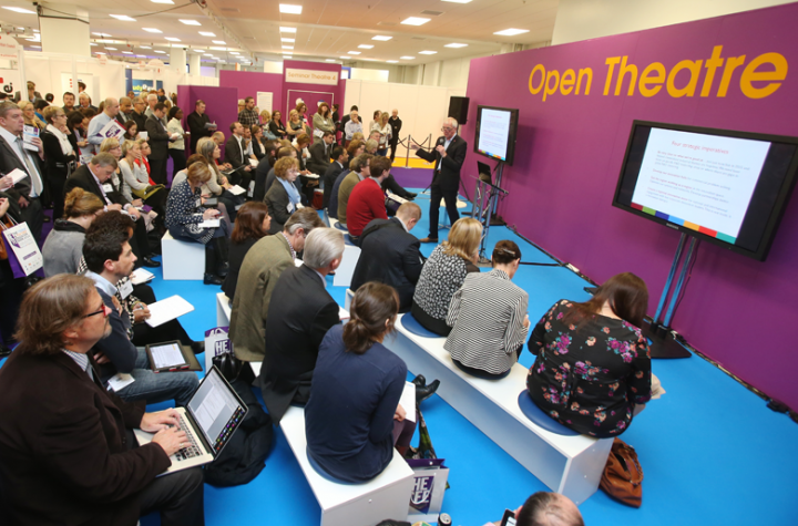 Olympia Central is the event venue for Higher Education Show