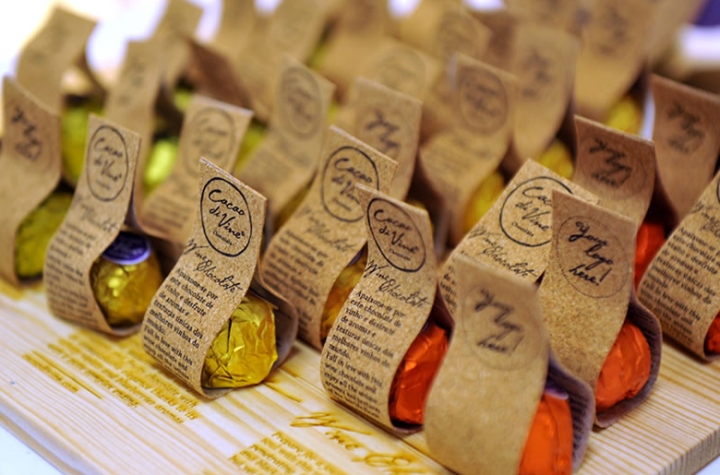 Olympia London is the host to Speciality Chocolate Fair