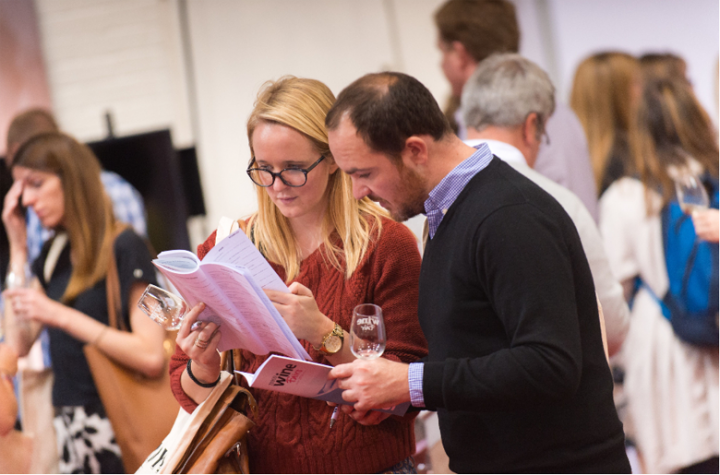 Tesco Wine Fair is returning to Olympia Central