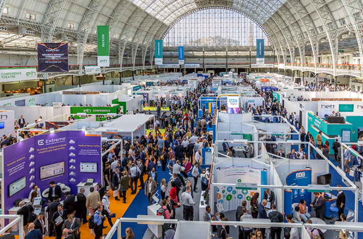 Olympia London is the venue for UK Health Show