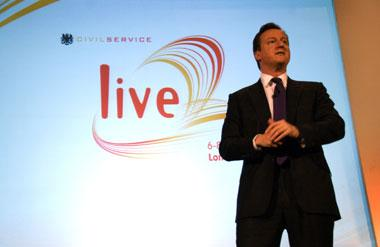 Civil Service Live will take place at Olympia Grand event venue in London.