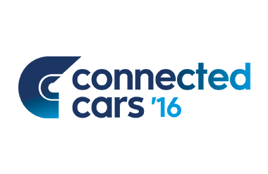 Logo for Connected Cars taking place at Olympia Grand