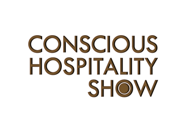 Logo for Conscious Hospitality taking place at Olympia National