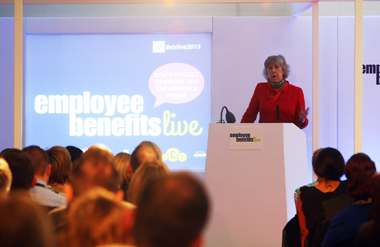 Employee Benefits Live takes place in Olympia National