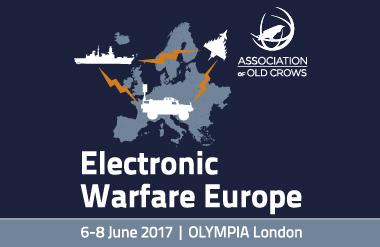Logo for EW Europe taking place at Olympia London