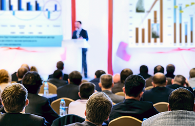 Global Business Conference is taking place at Olympia London
