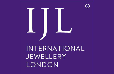 The Logo for International Jewellery London at Olympia Grand