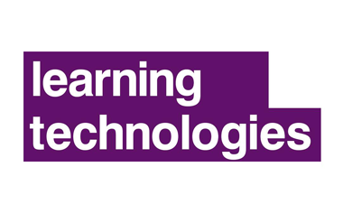 Logo for Learning Technologies taking place at Olympia Central