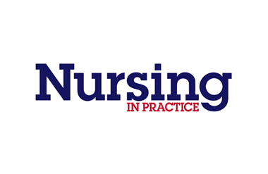 Logo for Nursing in Practice taking place at Olympia Conference Centre