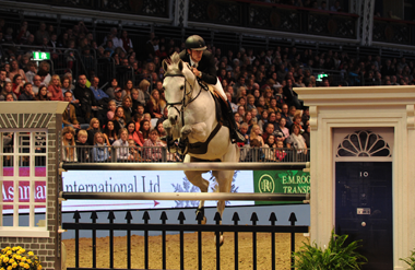 You are guaranteed to witness top class sport which will keep you on the edge of your seat at Olympia, The London International Horse Show, taking place at Olympia Grand.