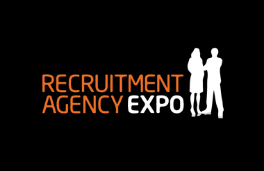 Logo for Recruitment Agency Expo taking place at Olympia Central