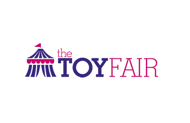Logo for Toy Fair taking place at Olympia Grand
