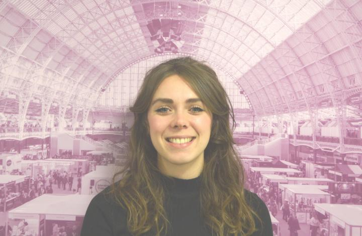 Frances Flynn recently joined Olympia London
