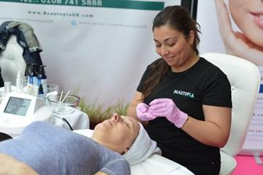 Experience treatments at Anti-Ageing Health & Beauty Show