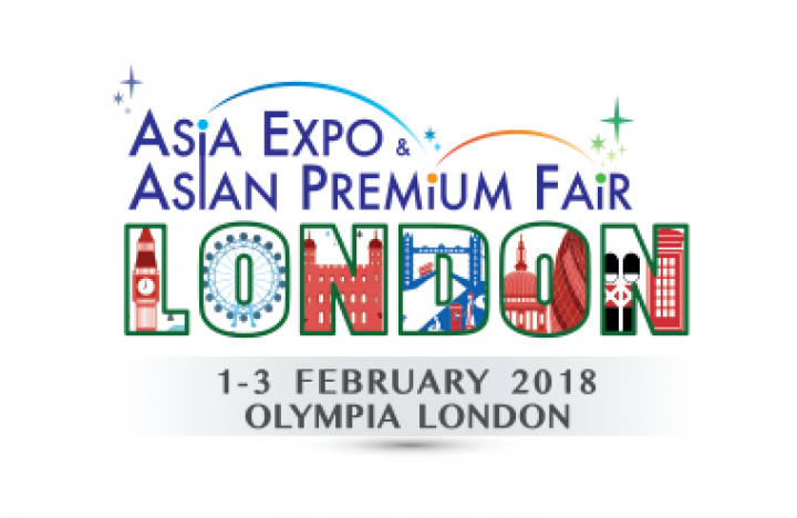 Asia Expo is taking place at Olympia London